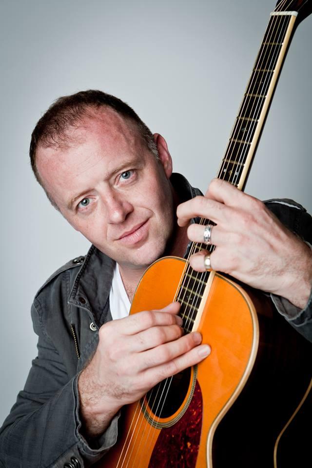 irish bands - Derrick Nelson Guitar