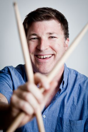 Our Old Drummer Ian Mc Tigue From Riverdance And MAriah Carey\'s Band
