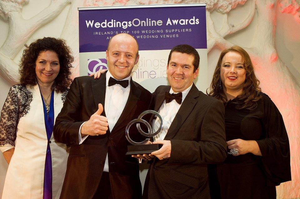 Weddings Online WOL Awards Winners 2011