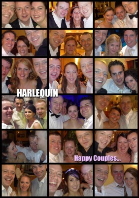 Www.harlequinband.ie Shane's Happy Couples