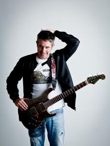 Guitarist: David Hockedy
