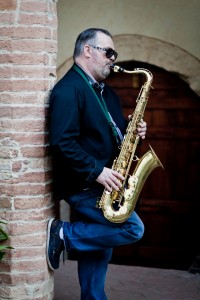 now that's a photo of a saxophone