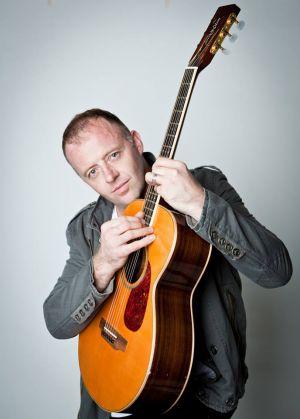 Dublin bands - front man Shane