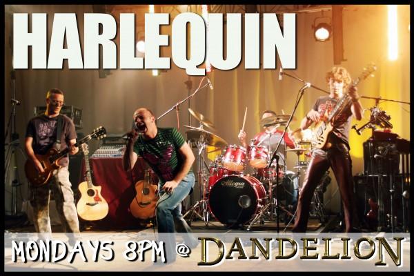 Www.harlequinband.ie Dandelion