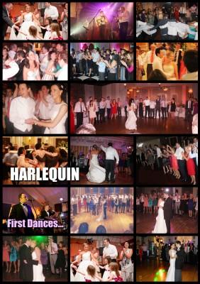 Www.harlequinband.ie First Dances